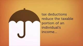 Tax Credits vs Reductions