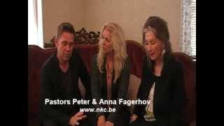 Pastors Peter & Anna Fagerhov