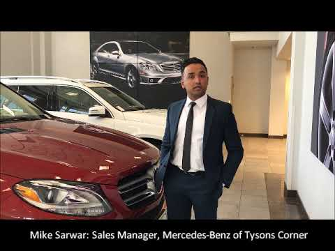 Nice Mike Sarwar: Sales Manager, Mercedes Benz Of Tysons Corner