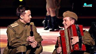 Гармошка фронтовая - Артем Бобров / концерт ко Дню войск национальной гвардии