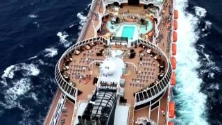Facebook   Видео, добавленные пользователем MSC Cruises USA  MSC Splendida   MSC Fantasia Meet In Palma De Mallorca HD