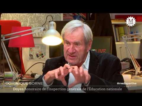 En direct de Mediapart : Quelle(s) histoire(s) de France ? Dialogue avec Dominique Borne