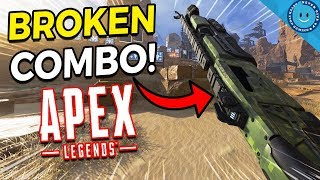 The Caustic + Mastiff Combo Is RIDICULOUS In Apex Legends New Solo Mode!