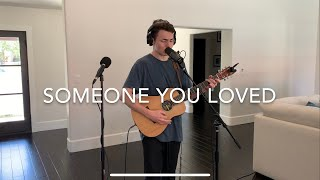 Download Lewis Capaldi - Someone You Loved (Live Acoustic Loop Cover)