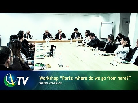 "Workshop ""Ports: where do we go from here?"" 