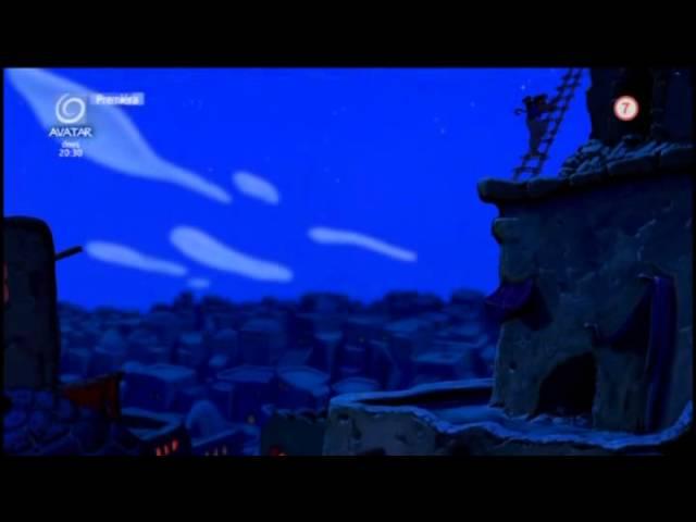 Aladin - One jump ahead reprise (Slovak 2013 dub)