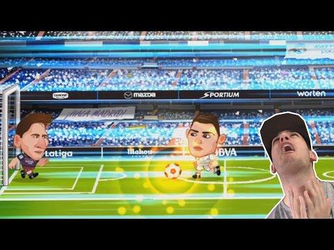 Futbol ANIMADO -  CABEZONES Al PODER | Head Soccer