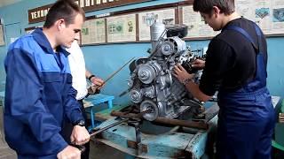Серафимовичский техникум - новые специальности