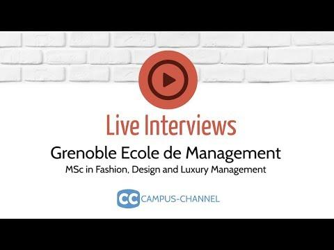Msc Fashion Design And Luxury Management Grenoble Ecole De Management