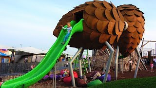 Outdoor Playground Family Fun Play Area for kids Song