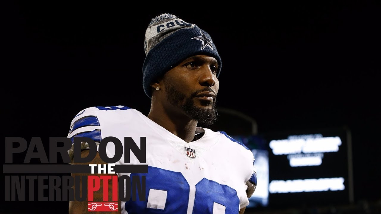 Could Dez Bryant Be On The Way Out For The Dallas Cowboys Pardon The Interruption Espn