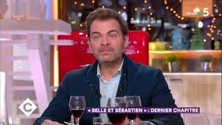 Clovis Cornillac au dîner ! - C à Vous - 12/02/2018