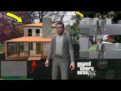 Copia de GTA 5 Movil Actualizacion ahora trae Casas y una Ciudad - Es igual a GTA 5