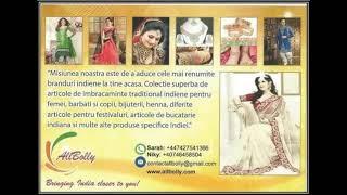 Târgul oriental 1001de nopți 29-30 sept.2018 Promo produse indiene Allbolly