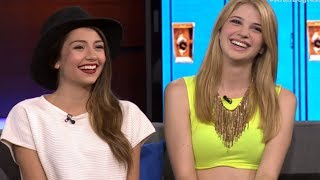 After Degrassi: Sarah Fisher & Cristine Prosperi