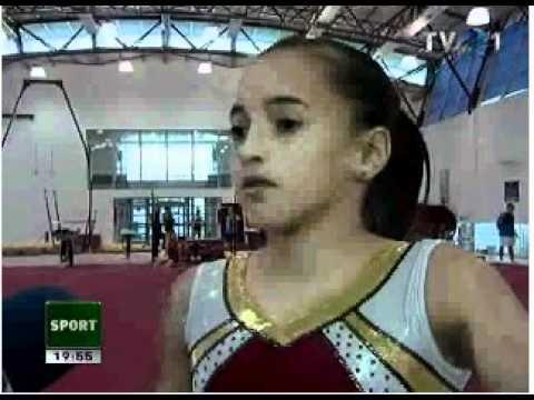 Romanian gymnastics (november 2010)