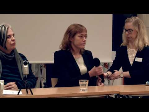 Susanne Berg, Annika Jyrwall Åkerberg and Andrea Bondesson on strategic litigation (2016-11-24)