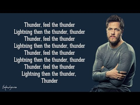 Thunder - Imagine Dragons  🎵