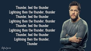 Baixar Thunder - Imagine Dragons (Lyrics) 🎵