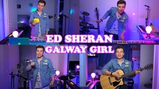 Ed Sheeran - Galway girl (cover)