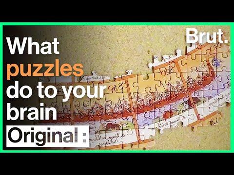 What Do Puzzles do to Your Brain? A Neurology Expert Explains