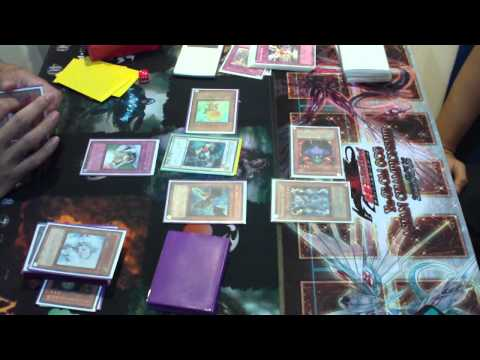 Yu-Gi-Oh! Philippines: Open Tournament - Top 4 - Debris Plant Vs Infernity Game 2