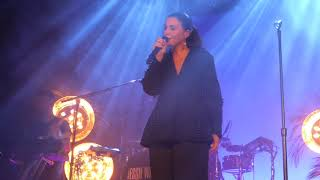 Jessie Ware - Want Your Feeling (HD) - Islington Assembly Hall - 05.09.17