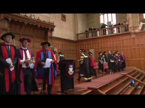 Thursday 15th of September 11:00am - (LIVE STREAM) The University of Adelaide Graduations