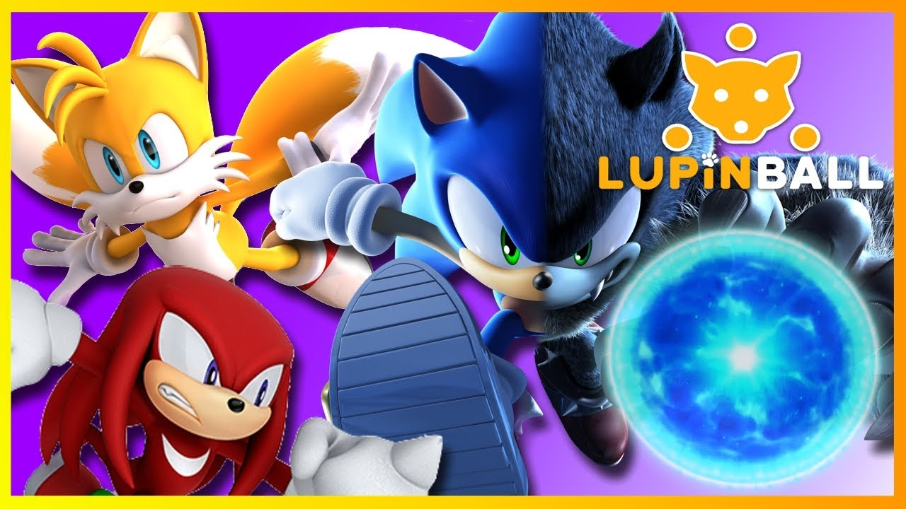 THE REMATCH HAS BEGUN!! Team Sonic Plays Lupinball Part 2