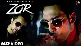 Zor || New Haryanvi Song || Randeep Pardhan, Bully B || Haryanvi Dj Song || New Song 2017