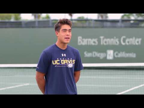 Youth Tennis San Diego - Match Point Ball 2017 - Ivan and Thelma