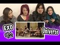 KPOP REACTION EXO 엑소 UNIVERSE mp3
