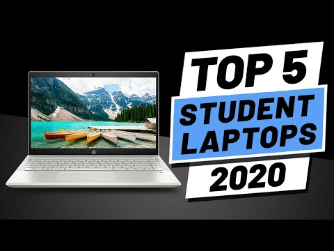 Top 5 BEST Laptops For Students (2020)
