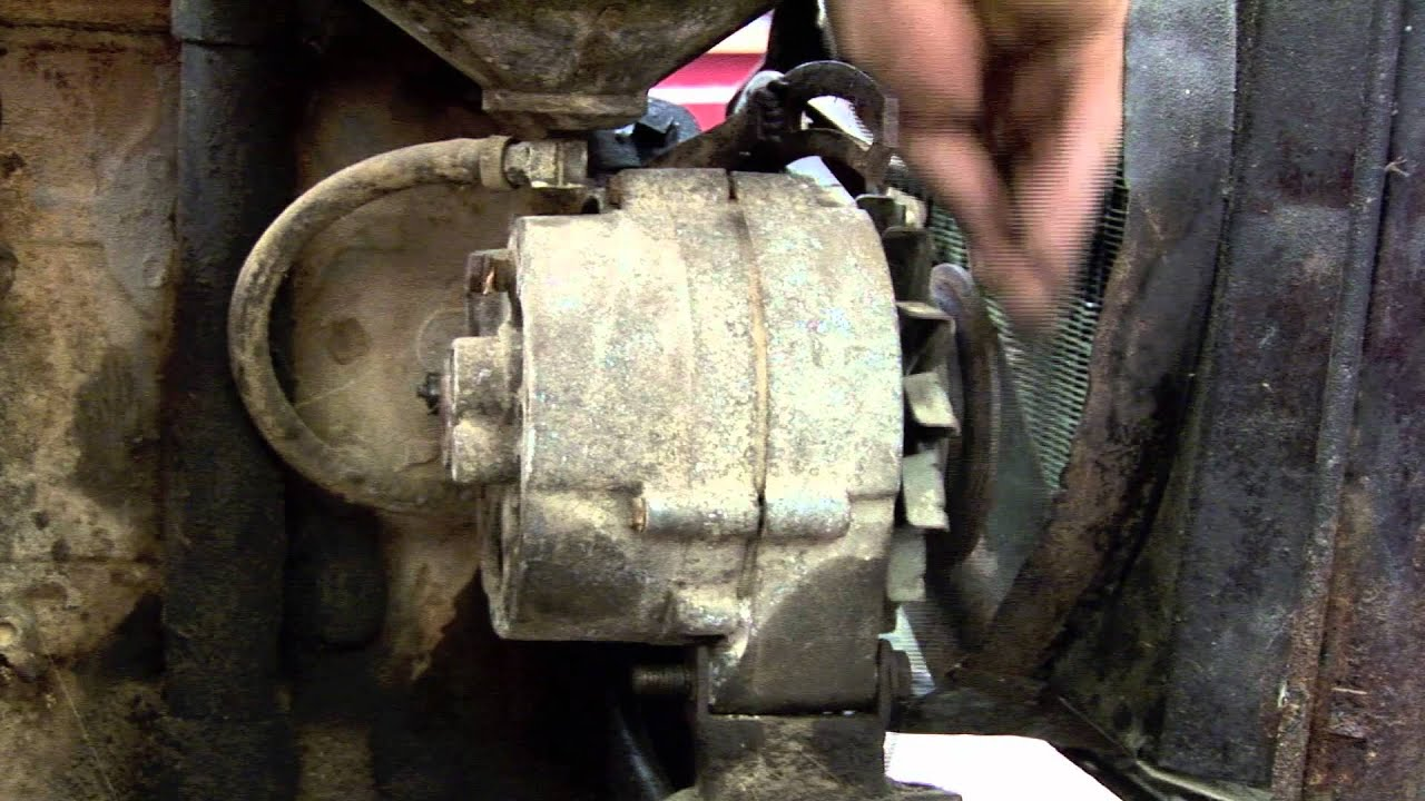Build Your Willys Generator Alternator Removal Youtube 53 Ford 6 Volt Wiring Diagram