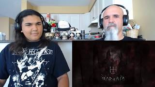 Hulkoff - Ibor & Aio feat Joakim Brodén (Patreon Request) [Reaction/Review]