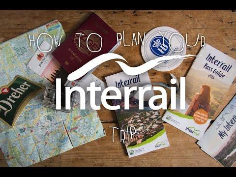 HOW TO PLAN AN INTERRAIL TRIP