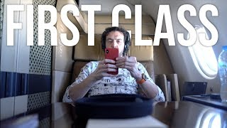 First class Etihad recenze | VLOG 1_Singapore [4K]
