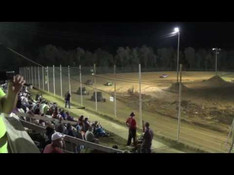 Vintage Heats and Feature Races at Northwest Florida Speedway July 1, 2017