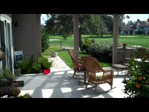 Rancho Santa Fe Homes - Golf course property for sale