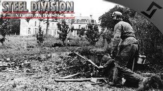 My Best Game Ever 3rd Fallschirmjäger 4v4 - Steel Division: Normandy 44 Multiplayer