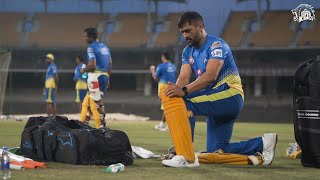 Super Kings speak about the Chennai Super Camp at ...