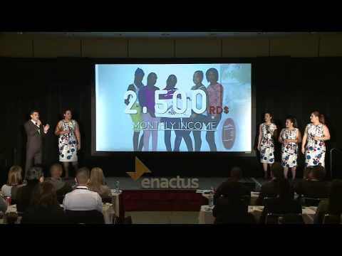 Enactus World Cup 2016 - Opening Round - Puerto Rico