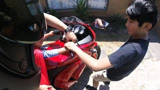 BIKERS HELPING OTHERS | RANDOM ACT OF KINDNESS | BIKERS ARE NICE [Ep. #19]