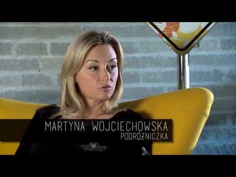 Martyna Wojciechowska [Kobiecym Okiem] cz.1