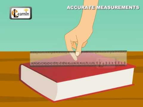 Standard Units of Measurements - Science