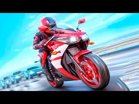 Racing Fever: Moto - Gameplay Android Game - New Motor Racing