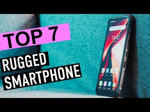 BEST RUGGED SMARTPHONE! (2020)