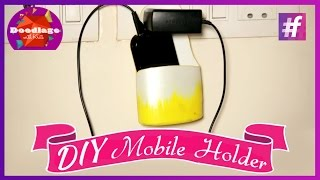 Diy Tutorial | How To Make A Mobile Phone Holder
