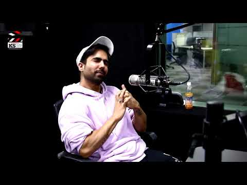 RAPPER FIRE WITH 'HARRDY SANDHU' BY RAAJ...