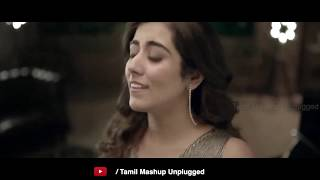 Cover images Orasaadha - Kanne Kanne / Mashup Mix / 7UP Madras Gig | Leon James | Jonita Gandhi | Vivek - Mervin